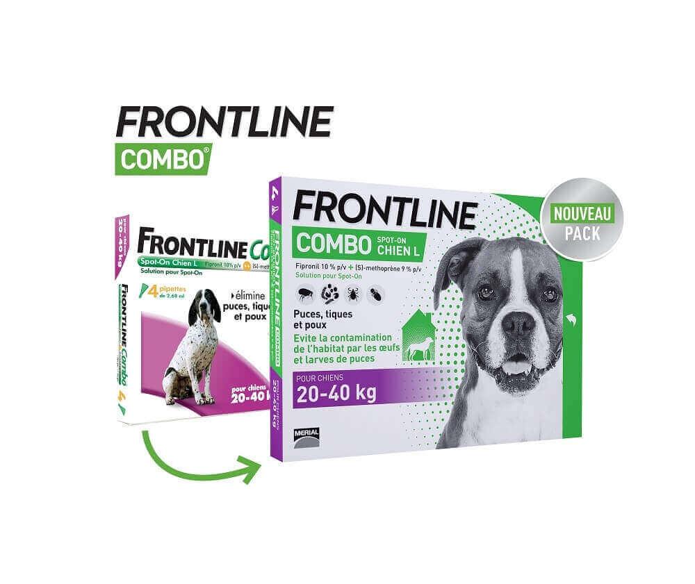 Pipeta antiparasitaria Frontline Combo perro 2-10 kg  _8