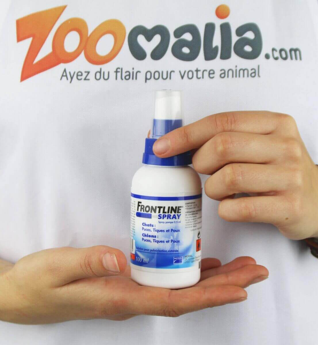 FRONTLINE Spray anti-parasites chien-chat_6