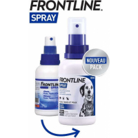 FRONTLINE Spray antiparasitaire pour chien et chat