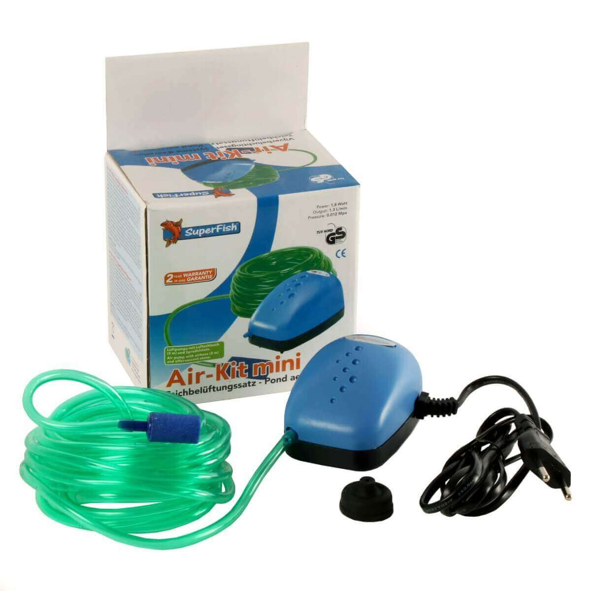 Pompe air pour aquarium air kit pompe air for Pompe pour aquarium