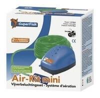Pompe à air  pour aquarium Air kit