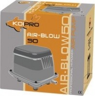 Koi pro air blow pompe air pour bassin a ration bassin for Pompe air bassin