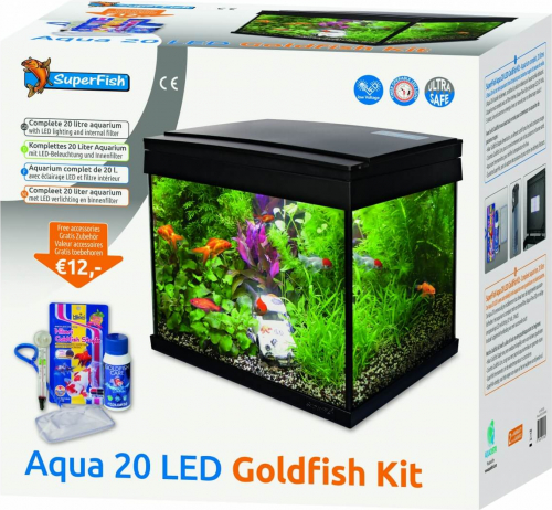 Questions sur aquarium aqua 20 led kit poisson rouge for Aquarium poisson rouge nettoyage