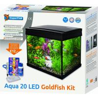 Aquarium Aqua 20 LED - Kit Poisson Rouge (1)