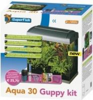 Aquarium Aqua 30 Guppy start kit