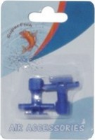 Robinet pour tuyau d'air flexible