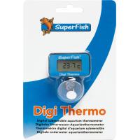 Thermomètre digital avec ventouse