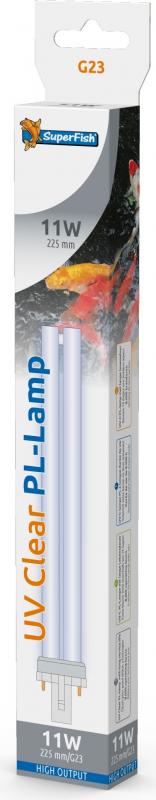 Superfish lámpara UVC universal 5 a 55W para esterilizador UV