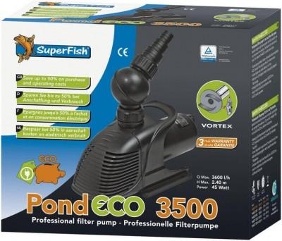 Pompe Superfish Pond ECO pour bassin