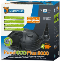 Pompe Superfish Pond ECO Plus pour bassin