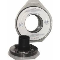 Conector profesional lona/recipiente para conexión Ø40 a 110mm