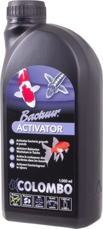 Colombo Bactuur Activator Active les bactéries de nettoyage