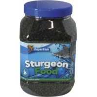 Superfish Sturgeon Food Alimentation pour esturgeon