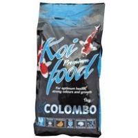 Colombo koï granulés Premium pour koïs