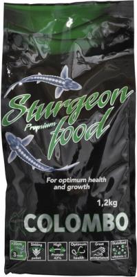 Colombo Sturgeon Food Nourriture pour esturgeons