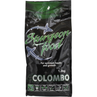 Colombo sturgeon comida para esturiones