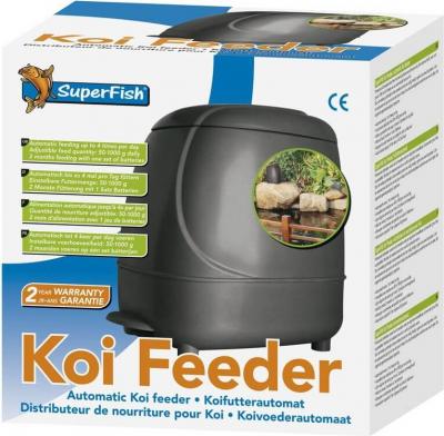 Distributeur de nourriture SuperFish Koi Feeder