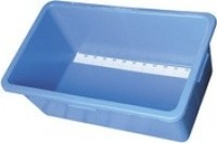 Bac plastique mesure des Koïs