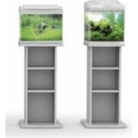 Meuble pour aquarium Silver 20,30,40 litres argent (1)
