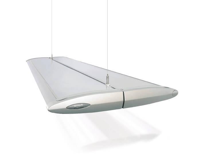luminaire arcadia ot2 over tank eau de mer fluocompact et galerie. Black Bedroom Furniture Sets. Home Design Ideas