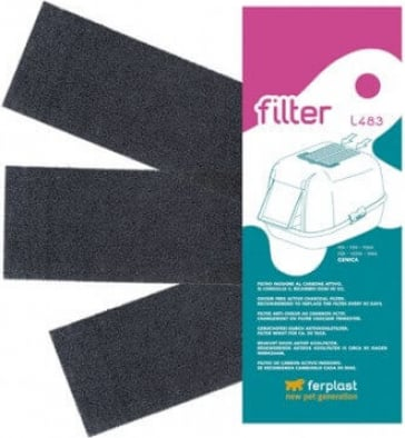 Active Carbon Filter for Genica Litter Box