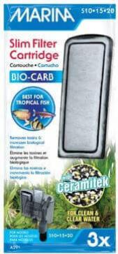 Marina Bio Cartridges for Slim Filters