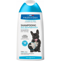 Francodex Shampoing anti-demangeaisons pour chiens 250ml