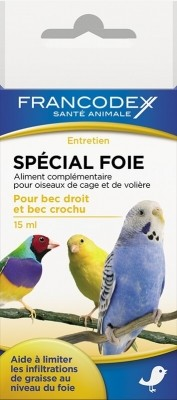 Complément spécial foie 15ml