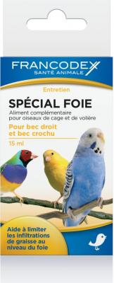 Francodex Complément spécial foie 15ml