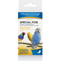 Liver Supplement for Canaries and Finches