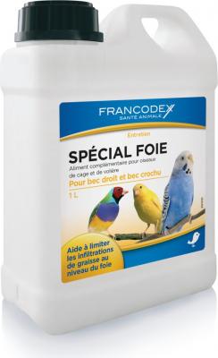 Francodex Supplement speciaal lever 1L