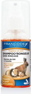 Shampoo'rongeur 100ml au germe de blé et à la carotte