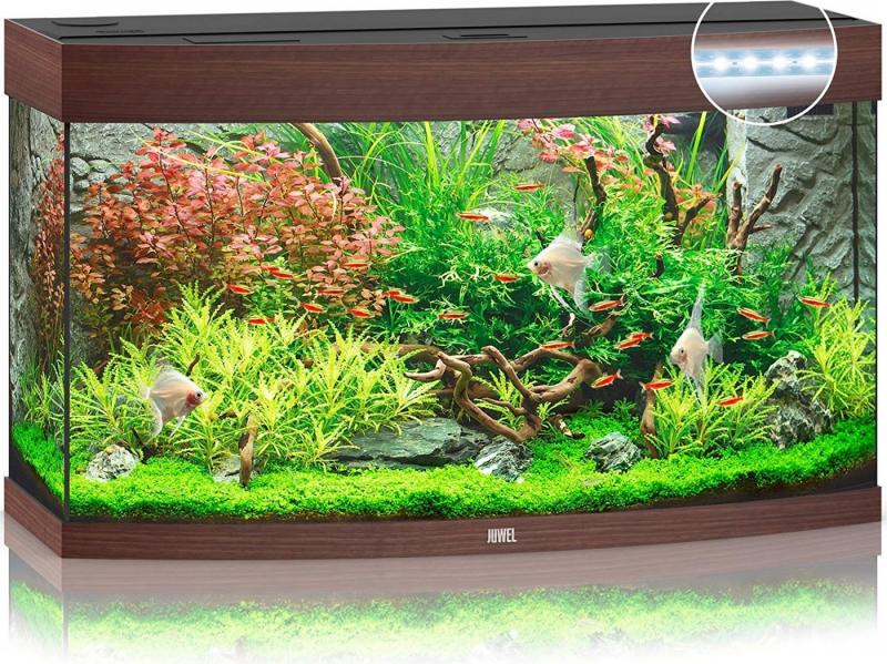 Aquarium Juwel Vision Brun LED
