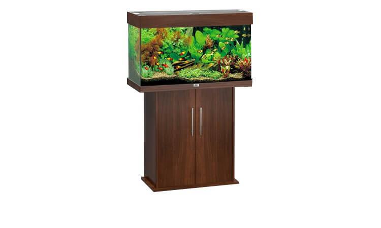 Rio Aquarium Cabinet - Brown_0