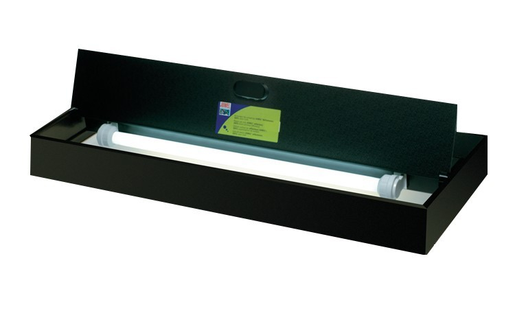 Galerie d 39 clairage multilux fluocompact et galerie for Couvercle pour aquarium