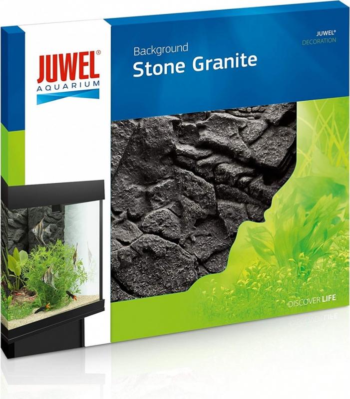 Juwel Aquarium Background Stone Granite