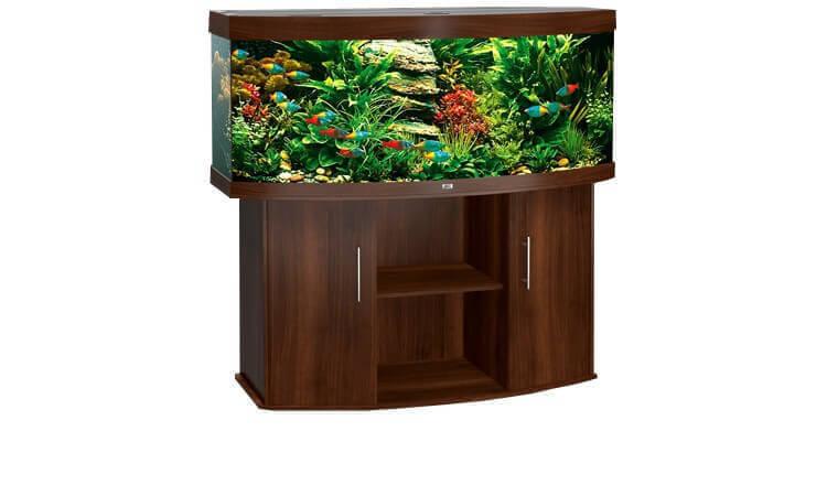 Vision Aquarium Cabinet - Brown_0