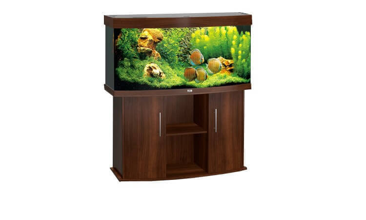 unterschrank vision in braun aquarien m bel. Black Bedroom Furniture Sets. Home Design Ideas