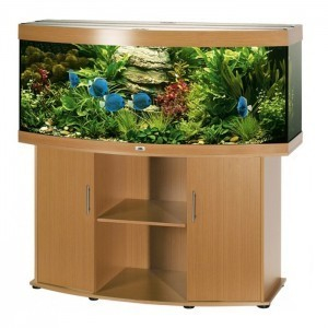 Vision Aquarium Cabinet - Beech_1