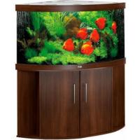 Trigon Aquarium Cabinet - Brown (2)