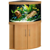 Trigon Aquarium Cabinet - Beech (1)