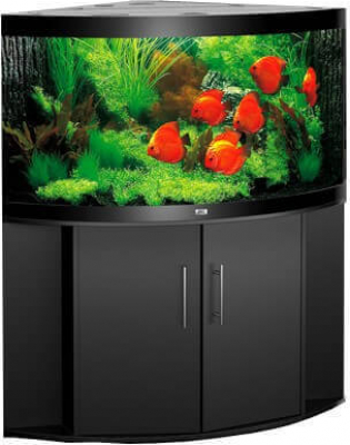 Trigon Aquarium Cabinet - Black