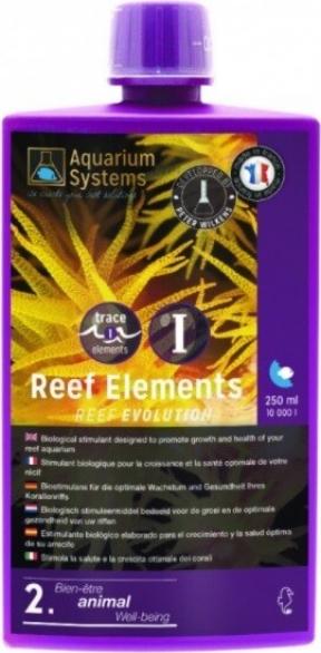 Reef Evolution Extra 1 Oligo-éléments et iode pour coraux