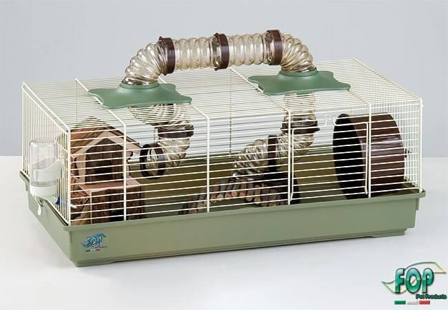 cage hamster dixie natura cage hamster. Black Bedroom Furniture Sets. Home Design Ideas