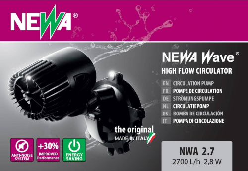 Pompe de circulation Newave 2.7_0