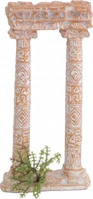 Décor pour aquarium Nano Antics 2 colonnes