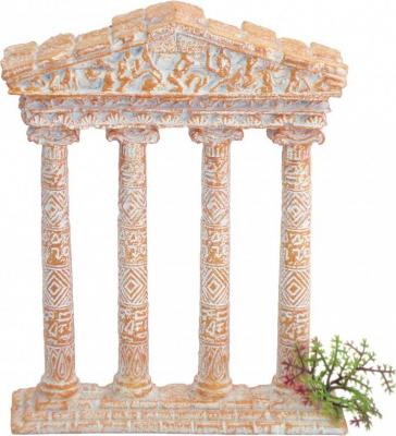 Décor pour aquarium Nano Antics 4 colonnes