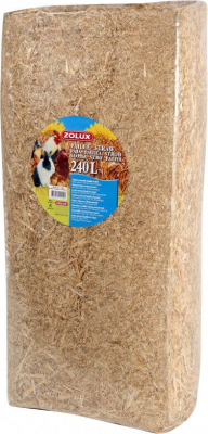 Natural straw 240 litre
