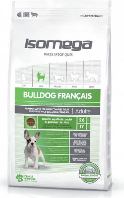 Isomega Bulldog français