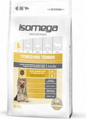 Isomega Yorkshire Terrier Adult